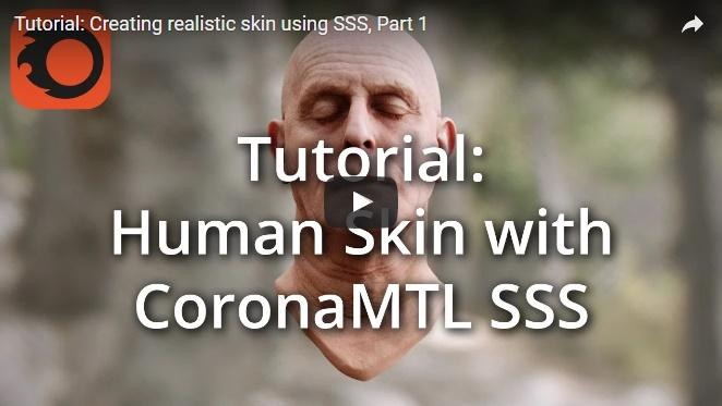 Converting Vray to Corona including Skin and Hair ⋆ HumanAlloy
