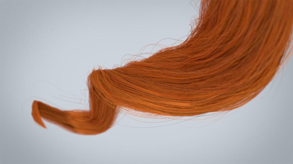 Polymodelling tweak hair - creating digital hair by Human Alloy