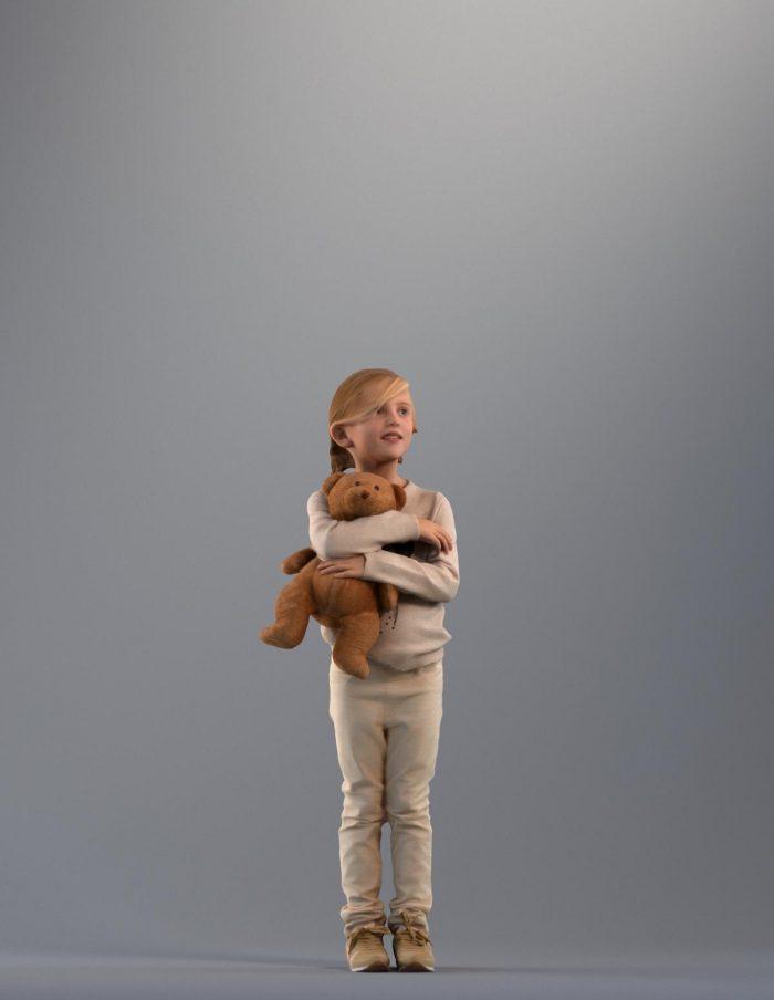 3D child
