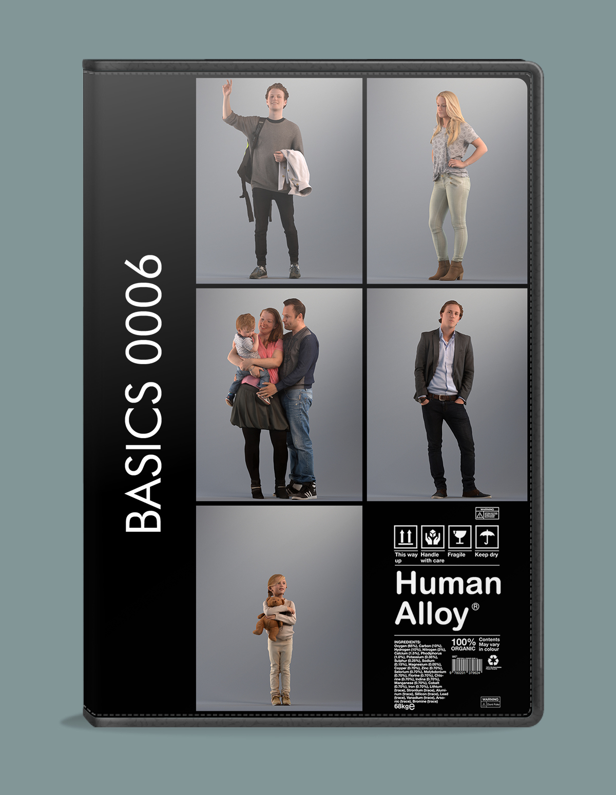 Human Alloy Basics 0006