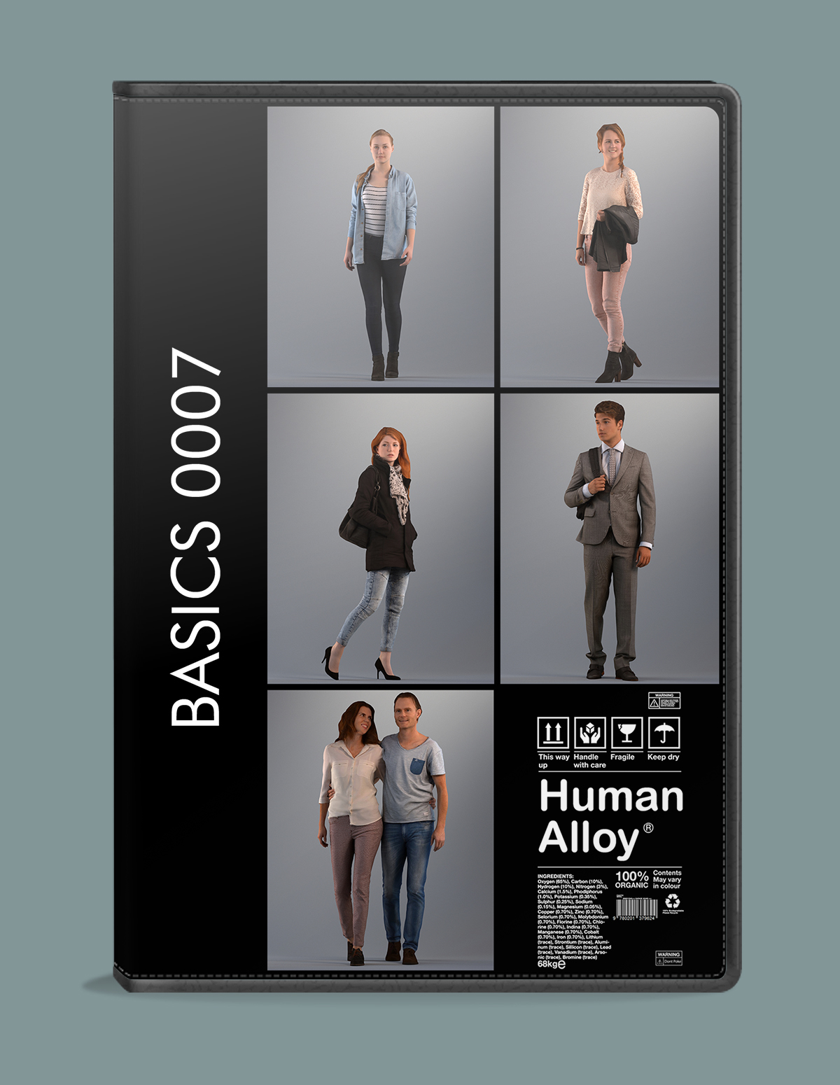 Human Alloy Basics 0007
