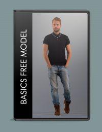 Free Basic 3D people