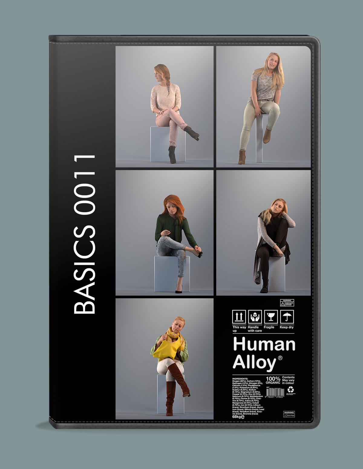 Human Alloy Basics 0011