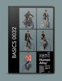 Package of Basics 3D models riding bikes