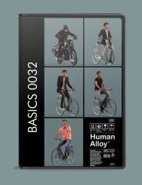 Package of Basics 3D models riding bikes